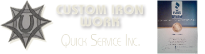 Quick Service Iron Works